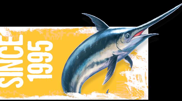 since 1995 fish