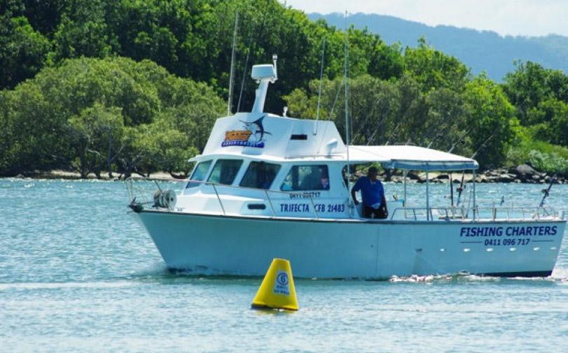 south west rocks fishing adventures vessel
